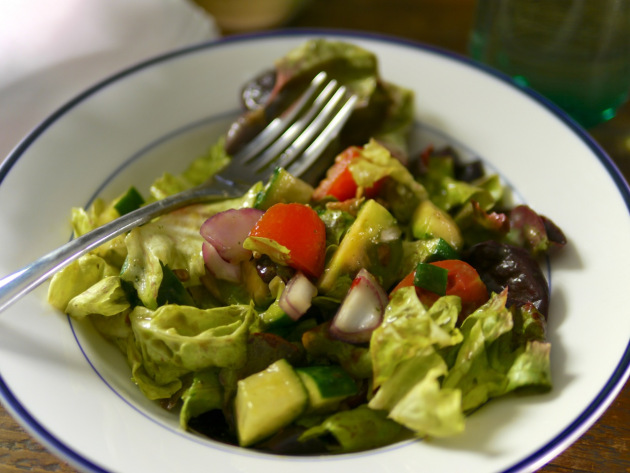 Green Goddess Salad Bowl
