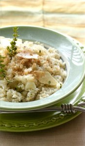 Parmesan Mashed Cauliflower