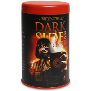 Vader's Dark Side Roast Coffee