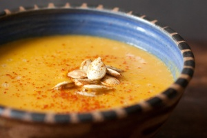 Thai-spiced Pumpkin Soup