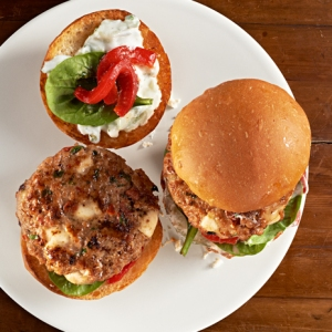 Mediterranean Sliders